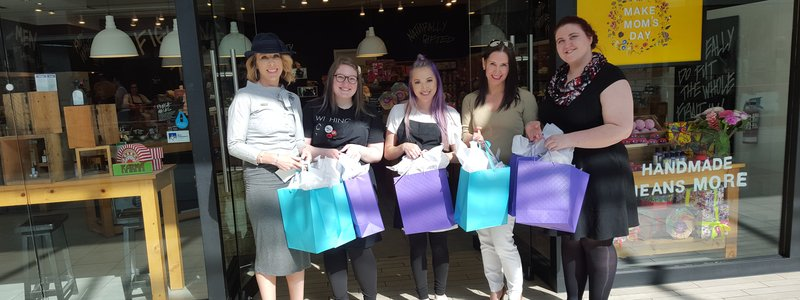 Foundation Helps to Bring a Little Sparkle Back to Relocated Fort McMurray Moms