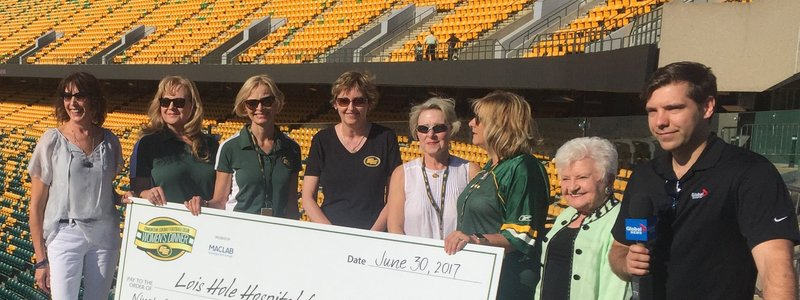 Eskimos Women on the Offense for Ovarian Cancer Research