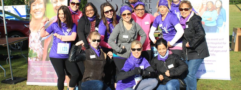Run It Out, Walk It Out, Talk It Out – Shoppers Drug Mart LOVE. YOU. Run for Women 2016 a Huge Success