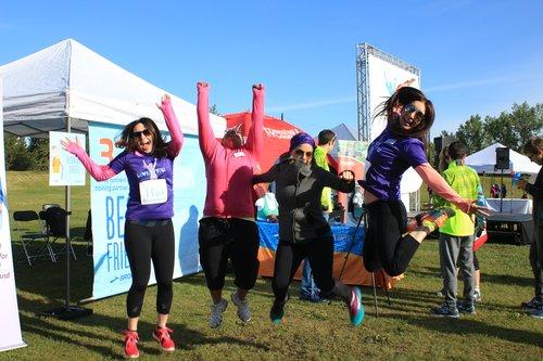 jump run for women