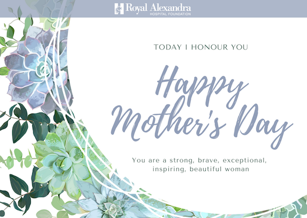 Double the dollars while recognizing a mom in your life