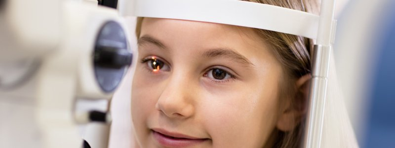 Twinkle of an Eye: Looking after Your Children's' Vision